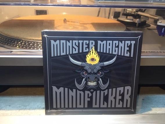 Monster Magnet - Mindfucker - Cd Made In Usa