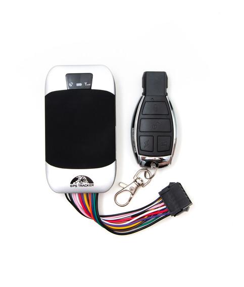 Rastreador Veicular Gps Tracker Para Carro E Moto Tk-303g