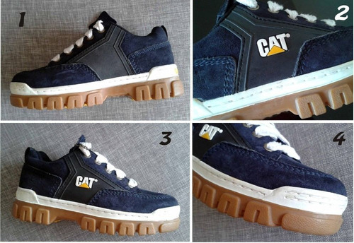 Zapatos Cat Zapatilla Caterpilla Todo Terreno A 299 Soles