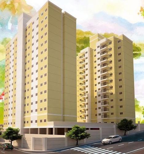 Apartamento Residencial Para Venda, Jardim Itacolomi, São Paulo - Ap8409. - Ap8409-inc
