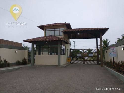 Chácara Residencial Lagoa Da Praia- Condomínio De Alto Padrão Em Guarapari - Ch0014
