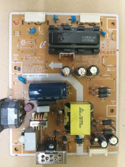 Placa Fonte Monitor Samsung P190 Pwi1904sj R