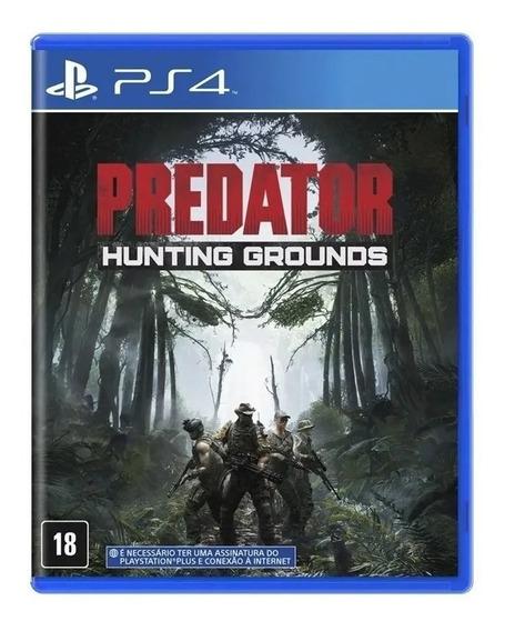 Predator Hunting Grounds Ps4 Mídia Física Lacrado + Nf