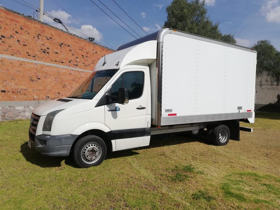 Vw Crafter Chasis Cabina, Tdi 2.5 Diesel Modelo 2008,