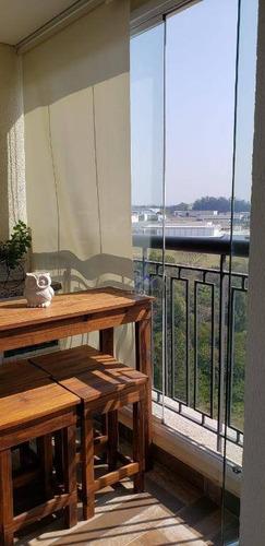Imagem 1 de 29 de Apartamento À Venda, 56 M² Por R$ 405.000,00 - Jardim Ermida I - Jundiaí/sp - Ap1676