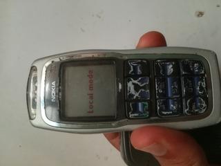 Nokia 3220 Piezas O Reparar