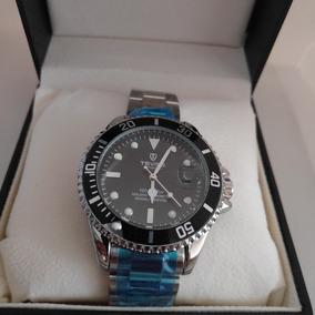 Relógio Tevise T801 Automático C/ Caixa Original Promoção