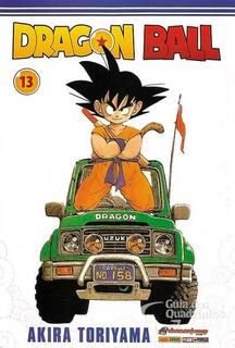Hq Mangá Dragon Ball 13