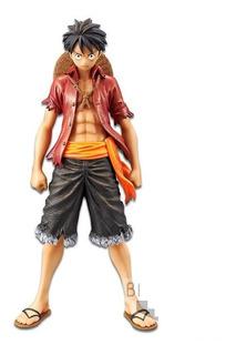 One Piece Banpresto Luffy Movie The Grandlinemen Dxf Figure