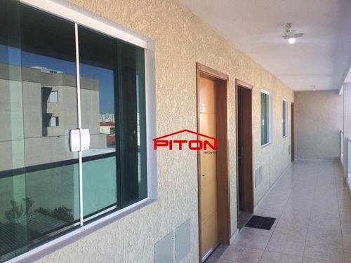 Studio Com 1 Dormitório À Venda, 34 M² Por R$ 160.000,00 - Penha De França - São Paulo/sp - St0057