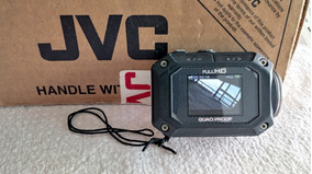 Câmera Jvc Action Gc-xa1 - A Prova D