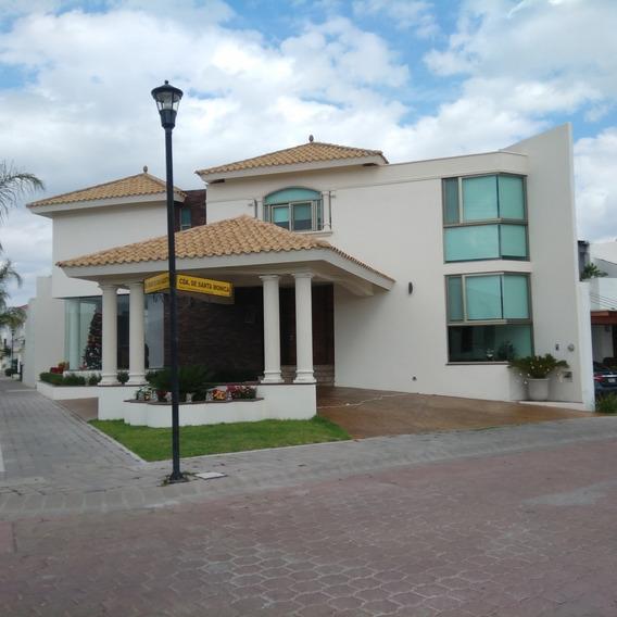Canteras De San Agustin (casa En Venta En Aguascalientes)