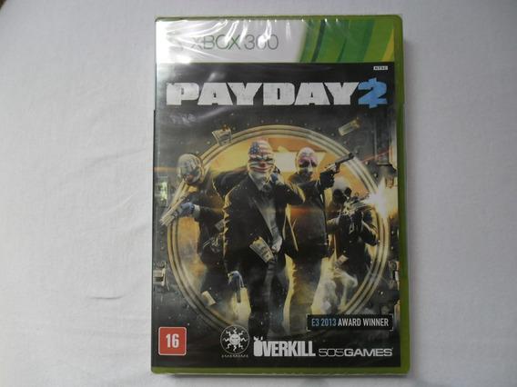 Jogo Payday 2 Xbox 360 Original