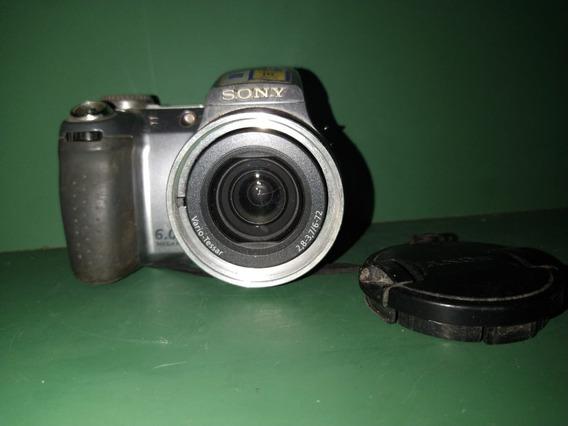 Cámara Fotográfica Sony Usada-ignoro Su Funcionamiento