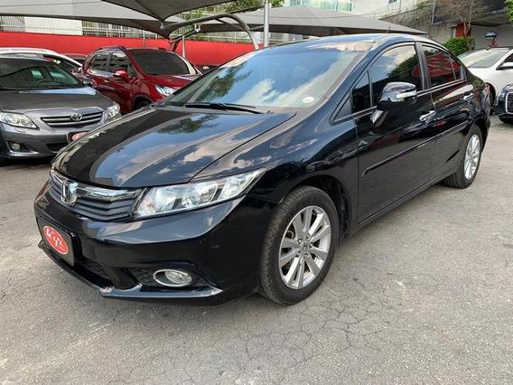 Honda Civic New Lxs 1.8 16v I-vtec Flex Manual