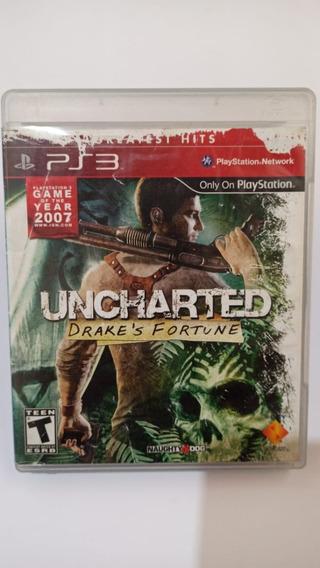 Uncharted Drak