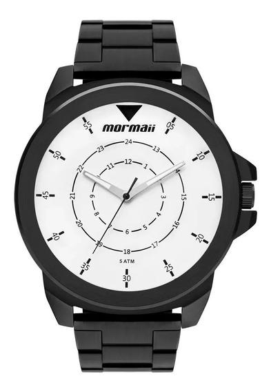 Relógio Mormaii Masculino Interestelar Preto Mo2035jr/4p Nfe