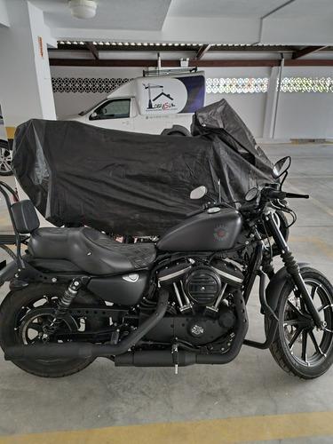 Imagem 1 de 4 de Harley-davidson  Iron 883