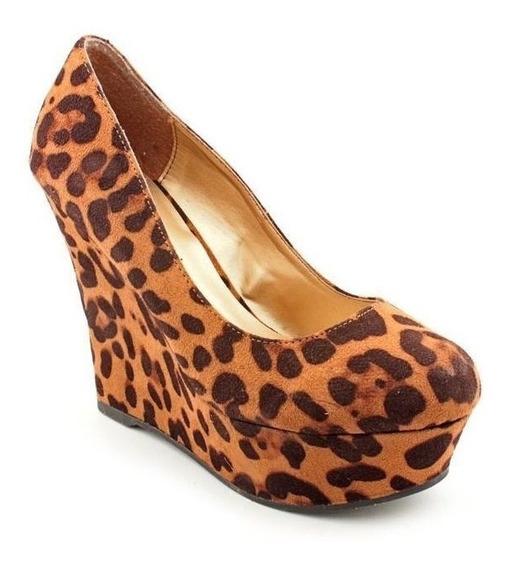 Zapatos Steve Madden Rockon Leopard
