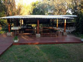 Salón De Fiestas, Casamiento, Quinta Para Eventos En Pilar