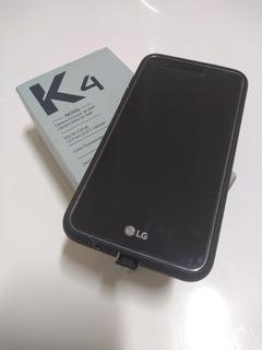 Celular LG K4 8gb