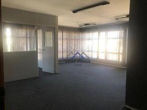 Imagem 1 de 8 de Sala Para Alugar, 50 M² Por R$ 2.000,00/mês - Anhangabaú - Jundiaí/sp - Sa0095
