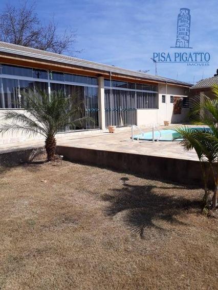 Chácara Residencial À Venda, Balneario Tropical, Paulínia - Ch0093. - Ch0093