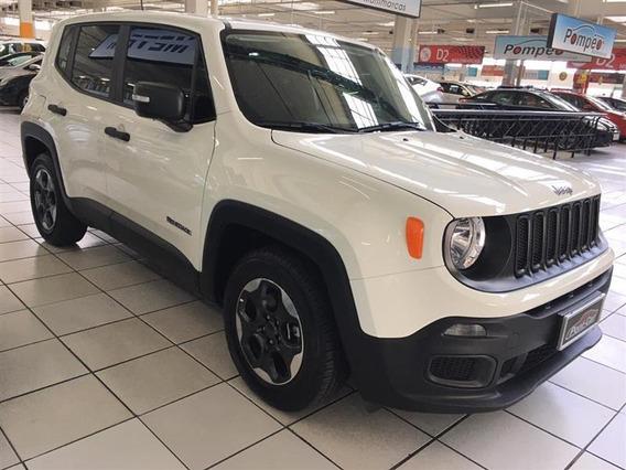 Jeep Renegade 1.8 16v Flex 4p Automático 2018/2018