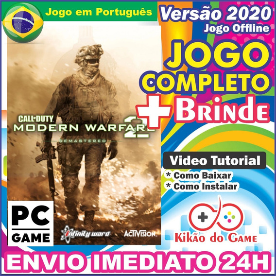 Call Of Duty Modern Warfare 2 Campaign Remastered Pc + Brind