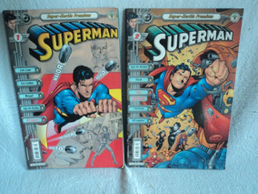 Hq Superman Super Herois Premium 1 E 2