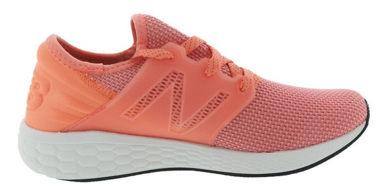 New Balance Running Mujer Wcruzrc2 Coral