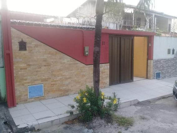 Casa À Venda, 140 M² Por R$ 390000 Damas - Fortaleza/ce - Ca0706