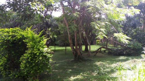 Terreno Em Condomínio Para Venda Em Itapecerica Da Serra, Chácara Da Lagoa - 687_2-1164170