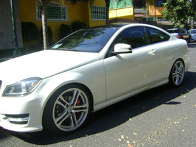 Mercedes Benz C250 Kit Amg Gps Rin19 Impecable