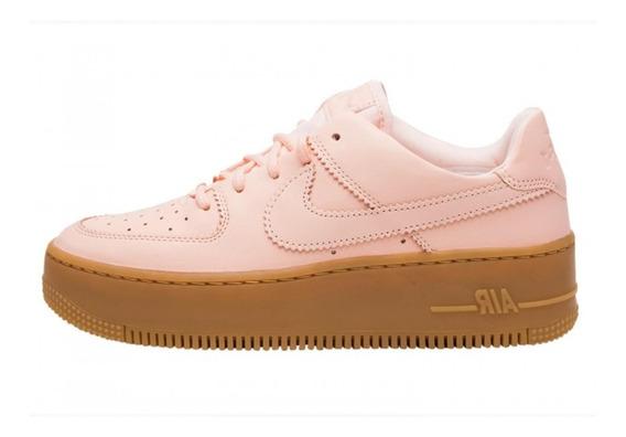 Zapatillas Nike Af1 Sage Low Lx Originales Mujer 6 Cuotas