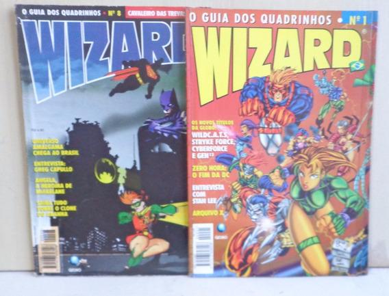 Wizard Brasil N 1 E 08 Ed Globo