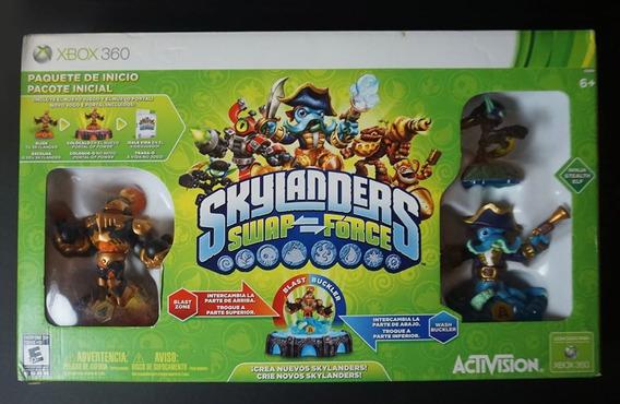 Skylanders Starter Pack Completo - Xbox 360