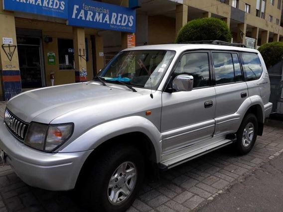Gran Oportunidad Vendo Jeep Flamante Toyota Prado