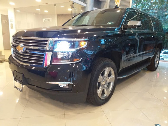 Chevrolet Suburban 2020 5.4 Premier Piel 4x4 At