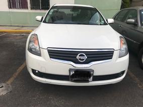 Nissan Altima 3.5 Se At V6 Piel Qc Cd Xenon Cvt 2008