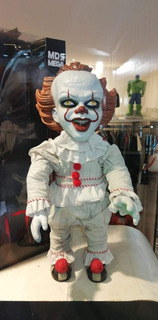 It Pennywise Talking Mega Scale 15 Inch Doll Mezco Sonido