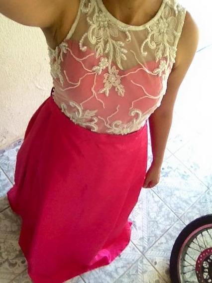Vestido De Festa Usado