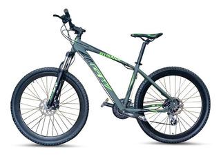 Bicicleta Gw Alligator 27,5 Shimano F. Disco Hidraulico 24v