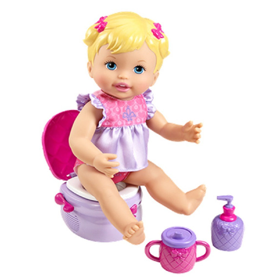 Boneca Little Mommy - Peniquinho
