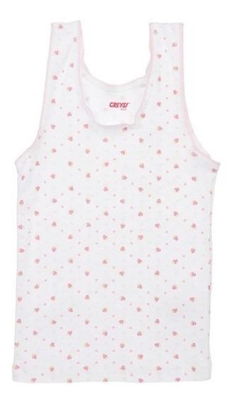 Baby Creysi Camiseta Estampada Niña 253 3 Pza