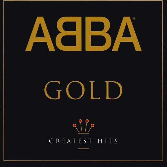 Cd Abba Gold Grandes Exitos Open Music U-