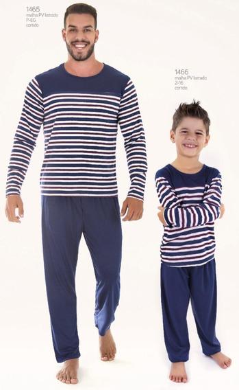 Pijama Inverno Infantil