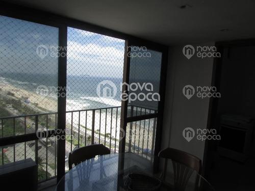 Imagem 1 de 25 de Flat/aparthotel - Ref: Lb2ah42996