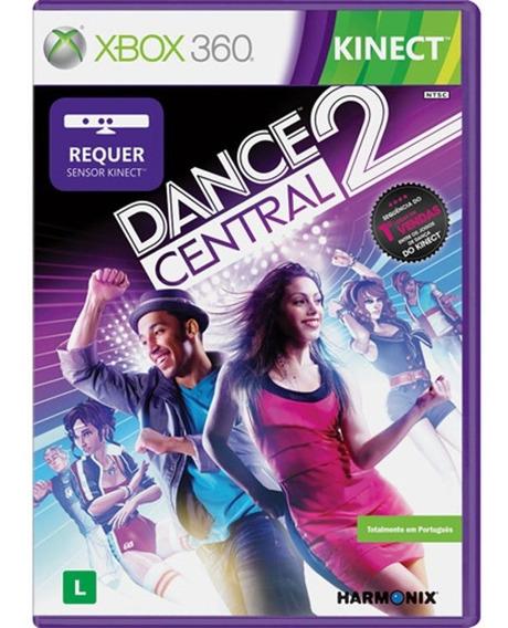 Dance Central 2 Pt Jogo De Xbox 360 Original Kinect