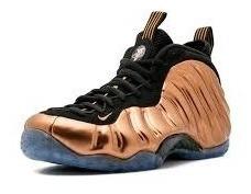 Nike Foamposite Copper Cobre Original (sin Caja)